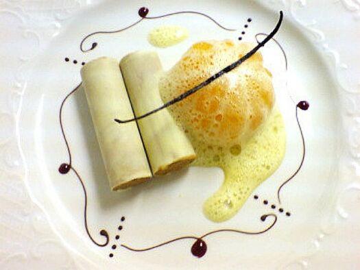 Beispiel: Kulinarische Eindrücke, Foto: Rittergut Bömitz.