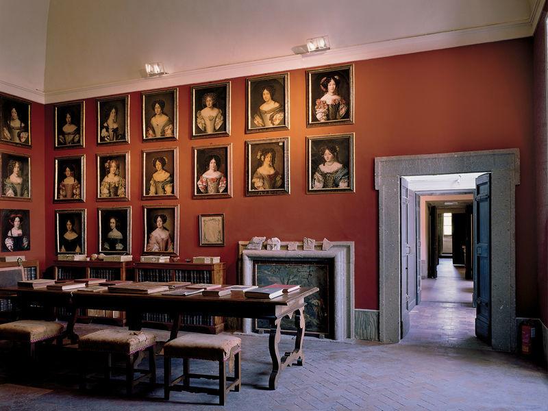 Palazzo Chigi in Ariccia - Sala delle Belle