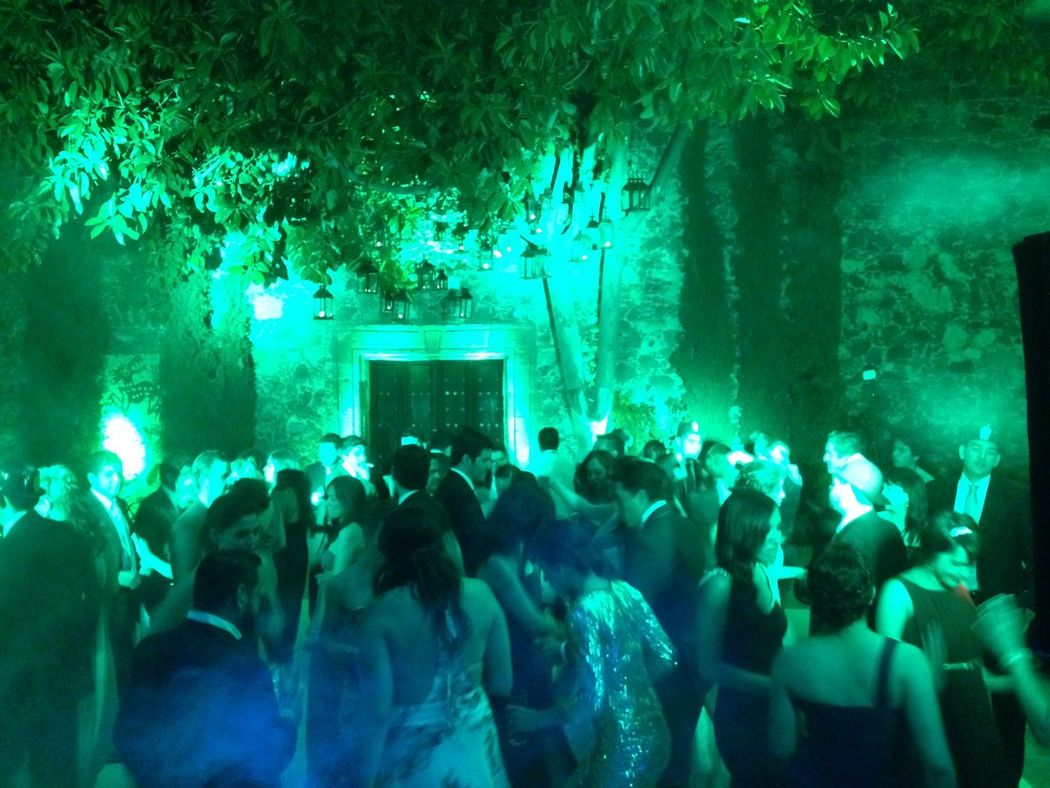 Iluminación para Bodas San Miguel de Allende