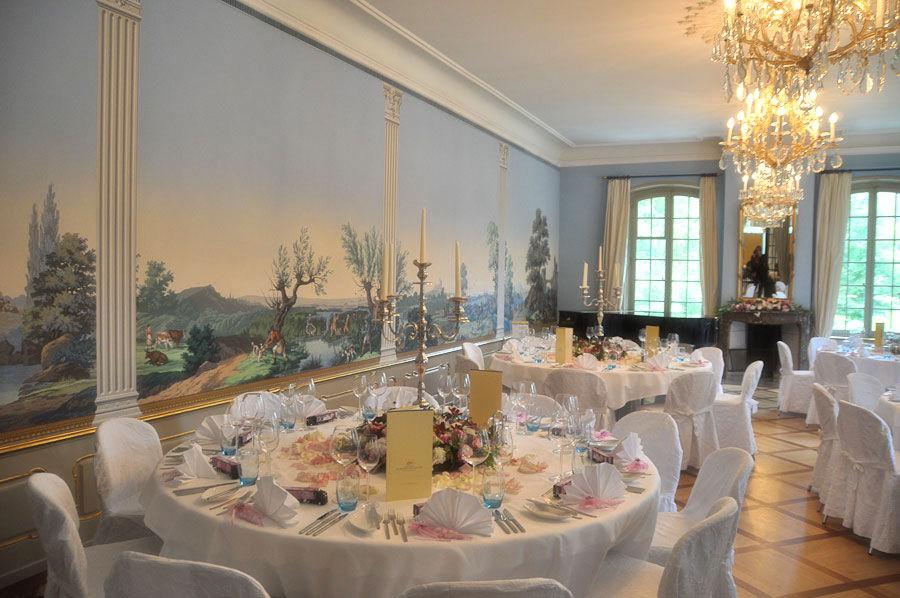 Beispiel: Traumhafte Hochzeitslocations, Foto: Jane4wedding.