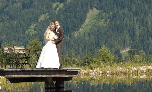 Beispiel: Wunderschöne Hochzeitsfotos, Foto: Pinax Fotostudio.