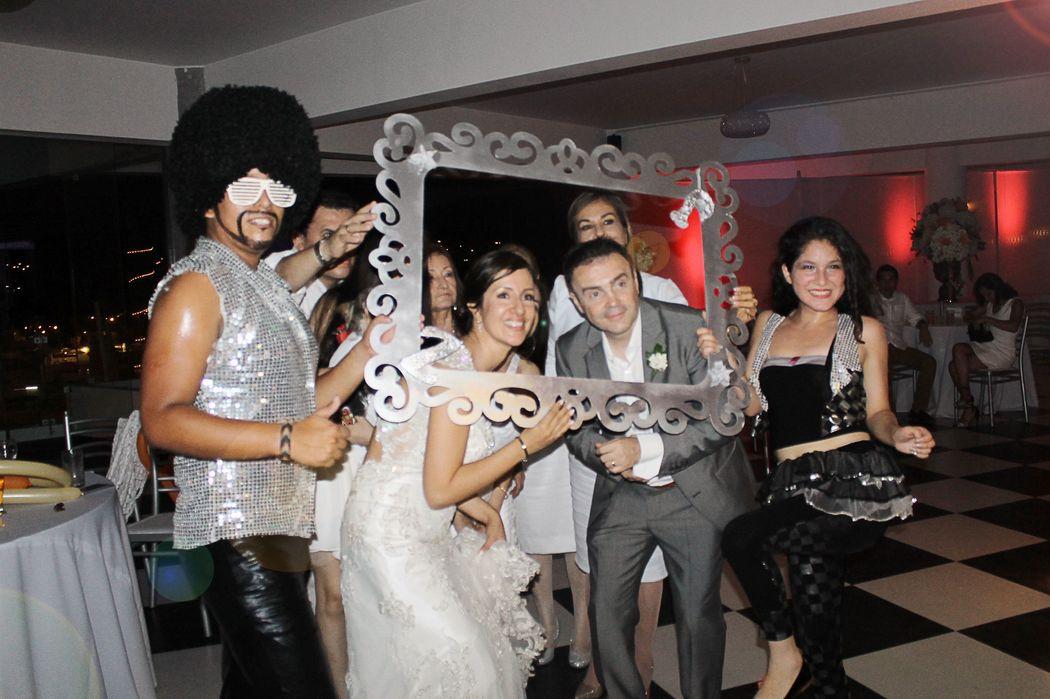 hora loca para boda