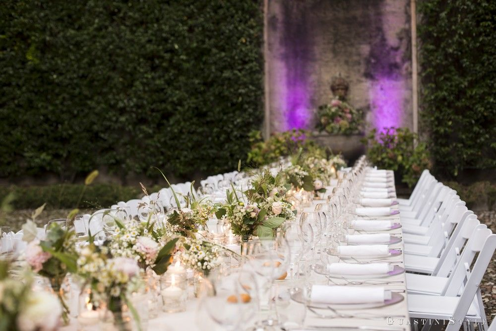 GuastiniStyle Weddings and Events _ tavolata imperiale
