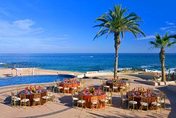 Bodas en The Westin Resort & Spa, Los Cabos Pool Deck