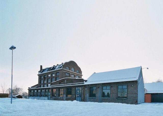Beispiel: Seifenfabrik im Schnee, Foto: Seifenfabrik.
