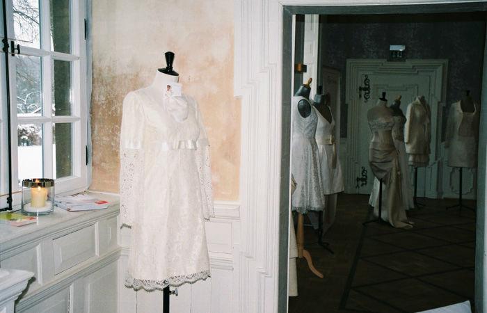 Beispiel: Ihr Kleid von der Schneidermeisterin, Foto: Rieth-Couture.