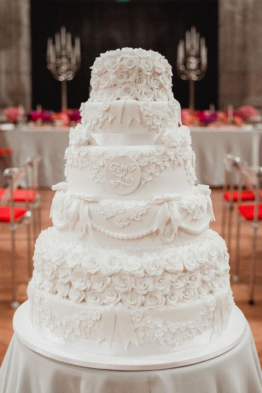Bolo de Casamento by Maria Carrossel® Doces