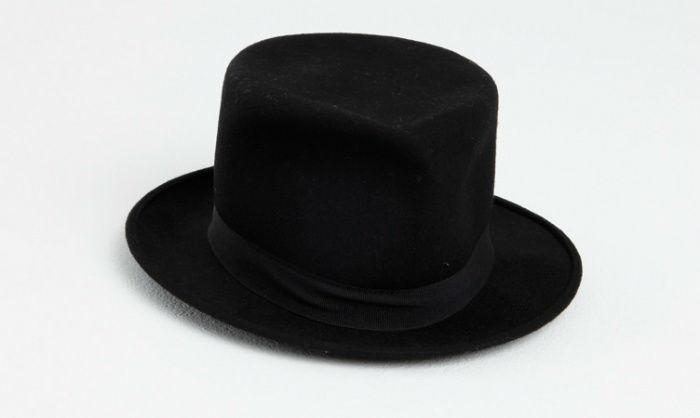 Beispiel: Hut für den Bräutigam, Foto: Bräutigammoden CG Fashion.