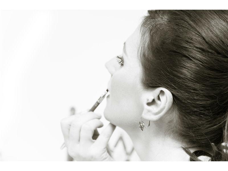 Beispiel: Fotos von den Vorbereitungen, Foto: Julia Sikira Photography.
