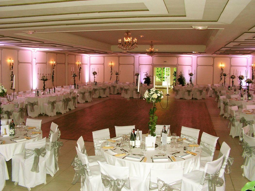 La salle de bal du Manoir