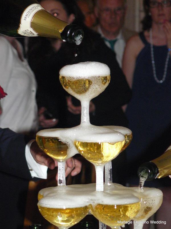 Dîner de mariage par Flovinno Wedding