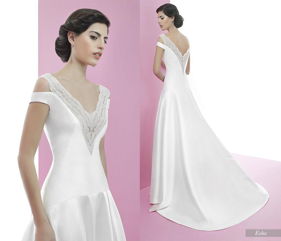 Esha, Miquel Suay Bridal Collection 2016