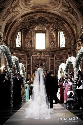 Matrimonio Alessio Cerci