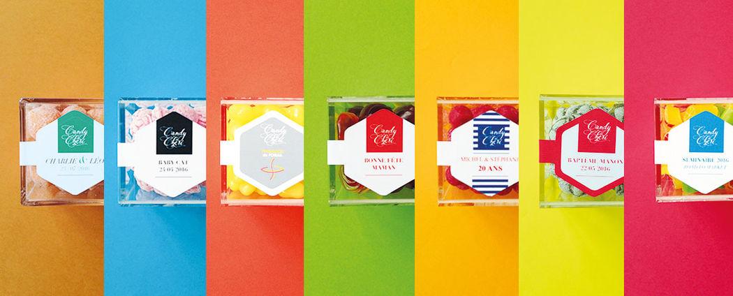 Cubes personnalisés