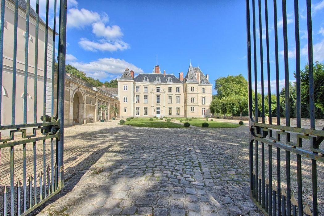 Château de Villiers Cerny