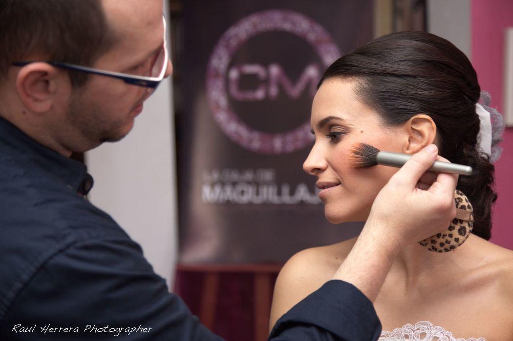 La Caja de Maquillaje especialistas en maquillaje y estilismo de Novias.