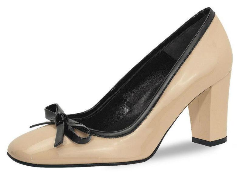 Beispiel: Trendige Lederschuhe, Foto: Elsa Coloured Shoes.