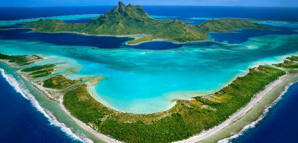 Bora Bora , Polinesia