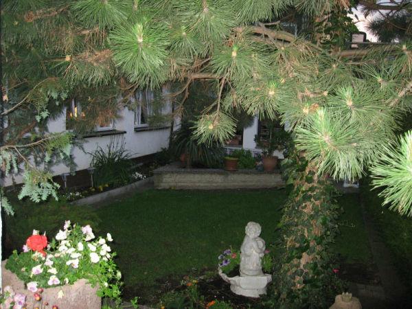 Beispiel: Garten, Foto: Restaurant Rosenhof.