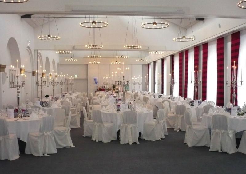 Beispiel: Hochzeit im Mozartsaal, Foto: Nestor Hotels.