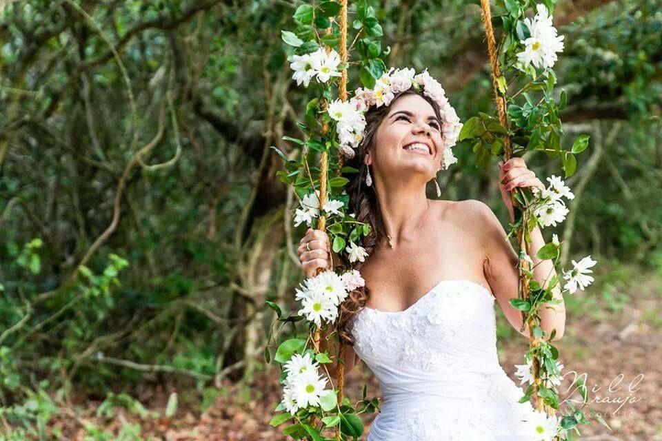 Noiva Fabiana || Fotografia: Nill Araujo