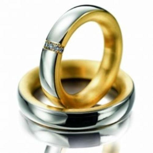 Beispiel: Mehrfarbige Ringe, Foto: Mayrhofer - Der Linzer Juwelier.