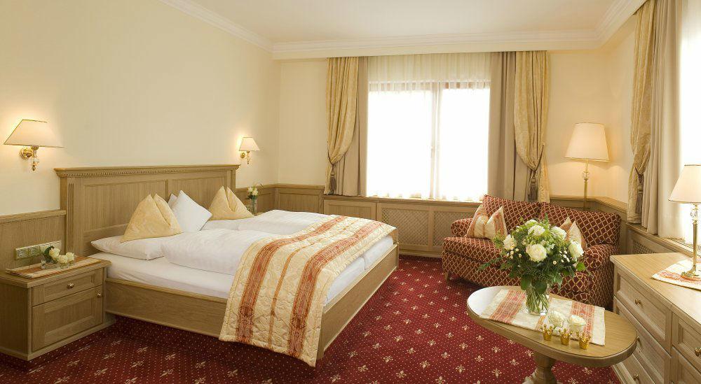 Beispiel: Hotelzimmer, Foto: Garten Hotel Maria Theresia.