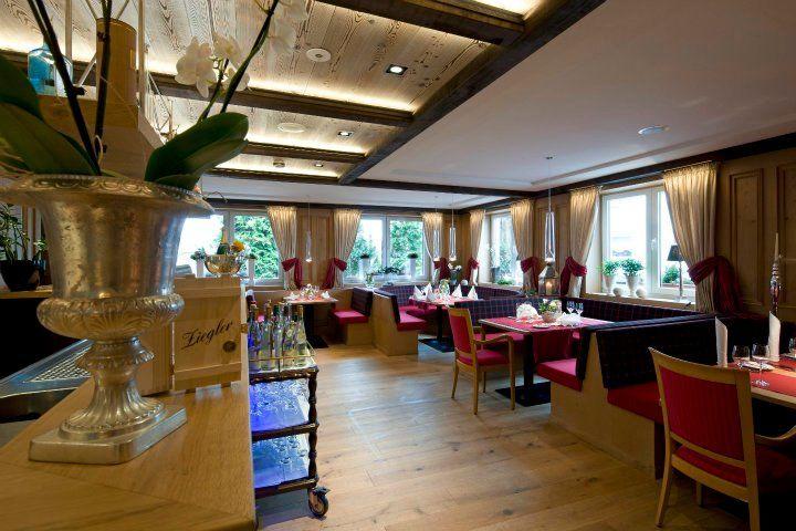 Beispiel: Restaurant: Foto: Germanenhof.