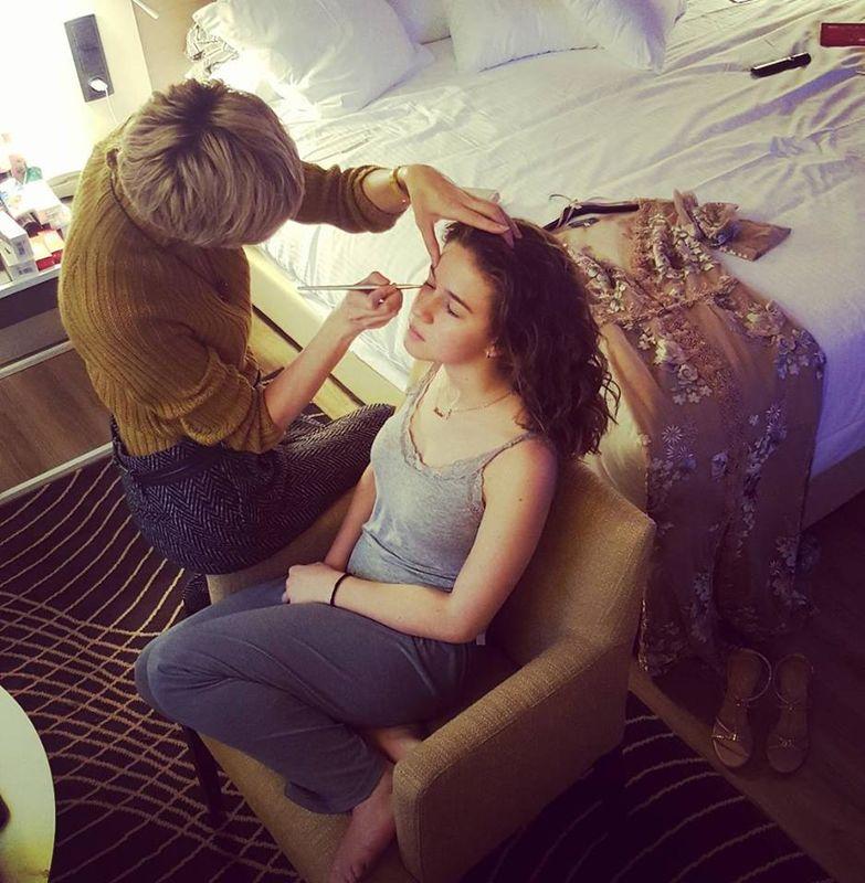 Lisa Bodrug maquillaje invitadas