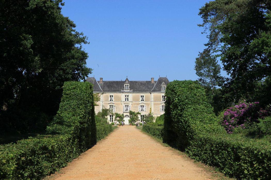 Château de Chambiers - lieu de rêve pour votre mariage d'exception