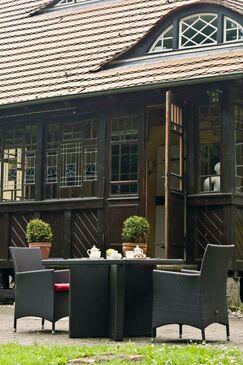 Beispiel: Garten, Foto: Rittergut Bömitz.