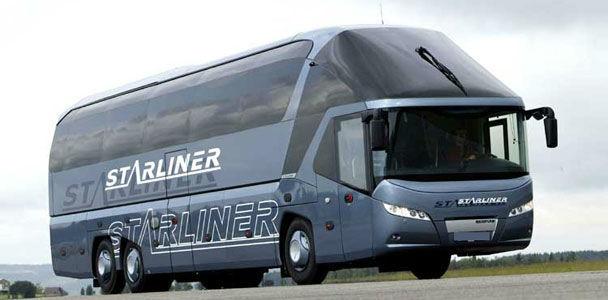 Beispiel: Bus, Foto: Badenlimo.de.