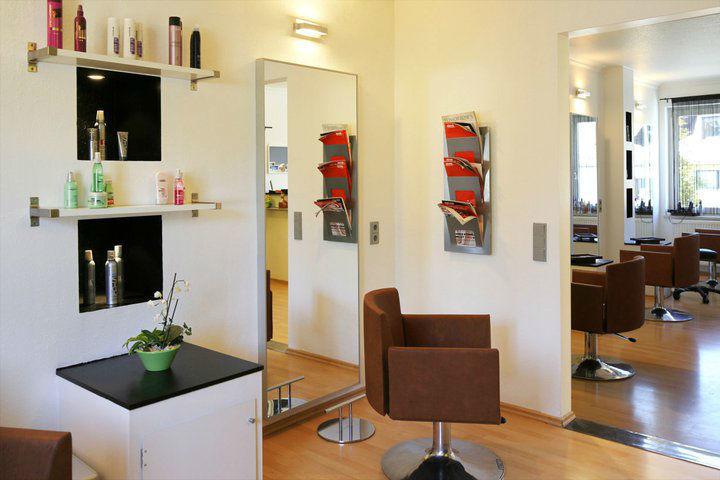 Beispiel: Salon-Impressionen, Foto: Styling Station 318.