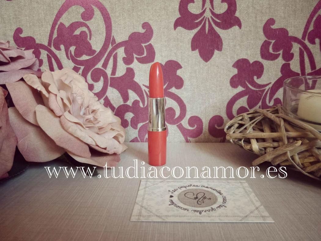 Detalles de boda menos de 1 euro, boli barra de labios