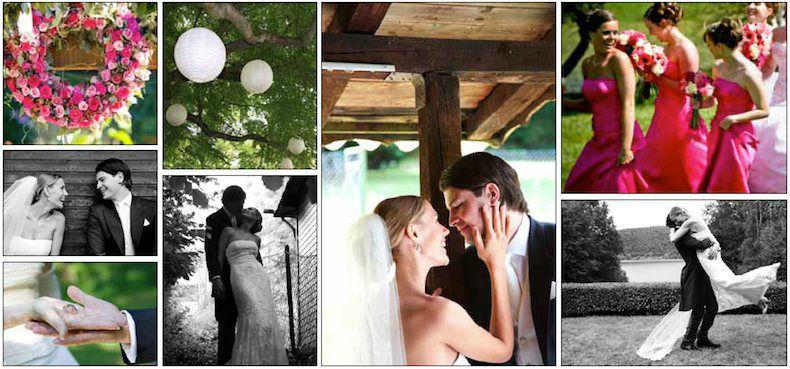 Beispiel: Ihr Konzept für eine ländliche Hochzeit, Foto: Juli Fotografie