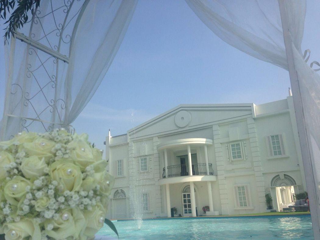 Villa per matrimonio e ricevimento a cerro maggiore, Villa ReNoir