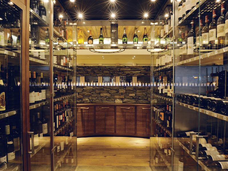 Beispiel: Weinkeller, Foto: Hotel LA VAL.
