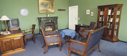 Beispiel: Graf-Douglas-Suite, Foto: Schlosshotel Ralswiek.