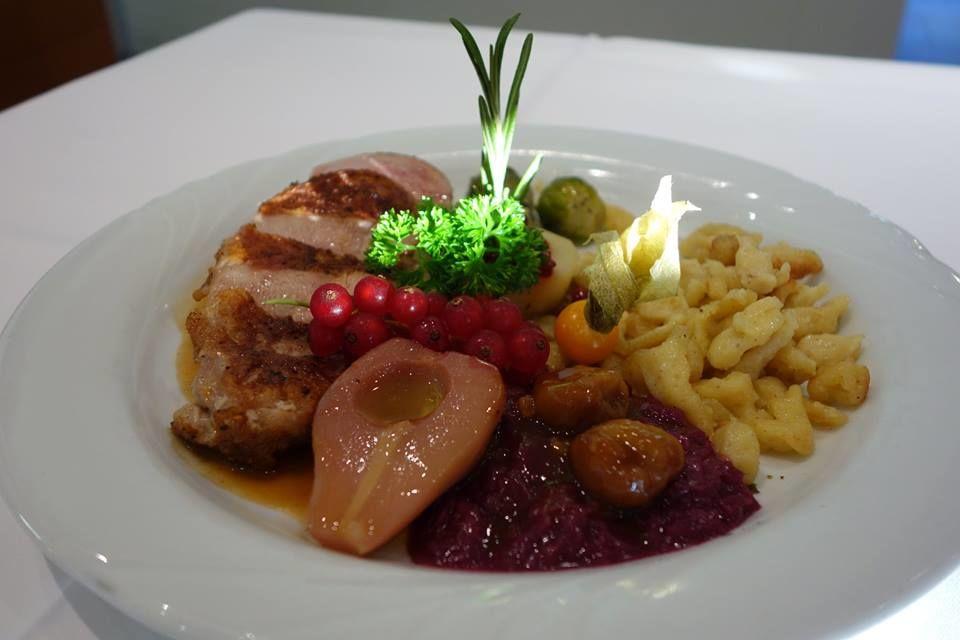 Beispiel: Kulinarisches, Foto: Restaurant Raten.