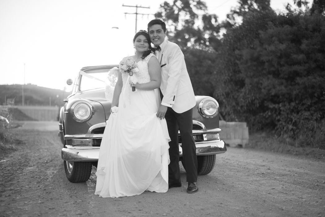 Karina y Michael Coronel