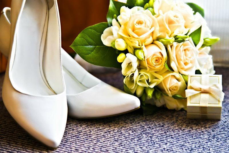 Beispiel: Accessoires, Foto: Wedding Center Wien.