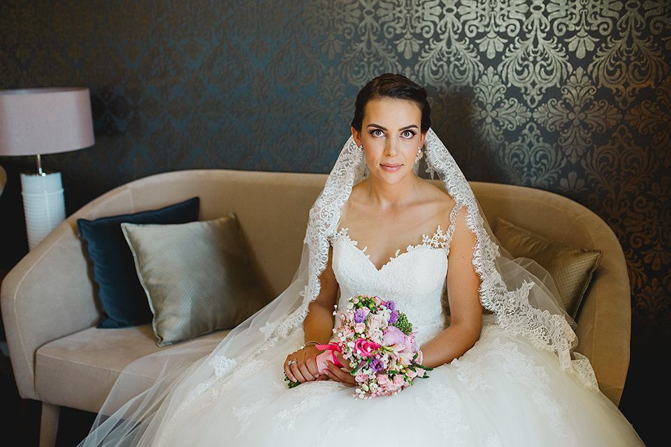 Noiva - Fotografia por Rita Rocha Photography