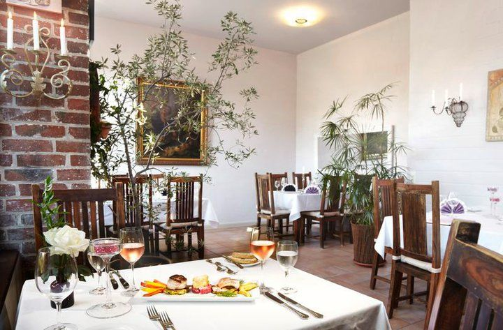 Beispiel: Restaurant, Foto: Alte Straßenmeisterei.