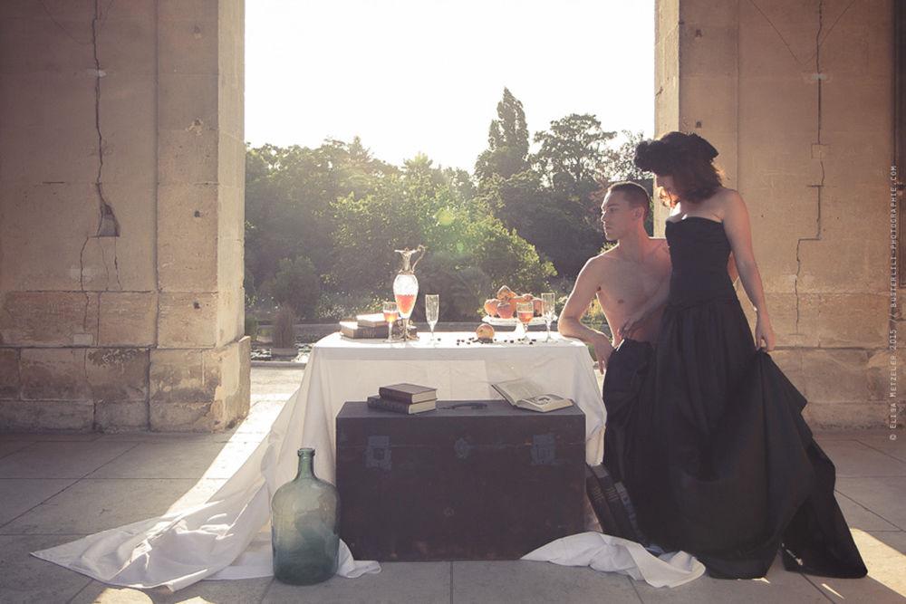 Déco Shooting d'inspiration - Commande Thème : Mythologie