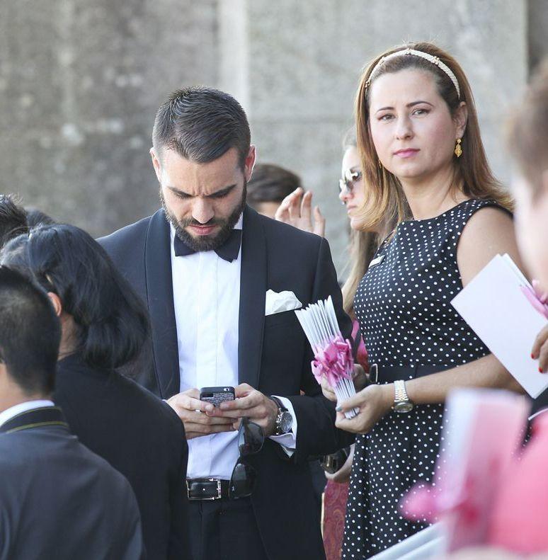 Coordenação e assessoria aos noivos, basílica de Santa Luzia, Viana do Castelo.