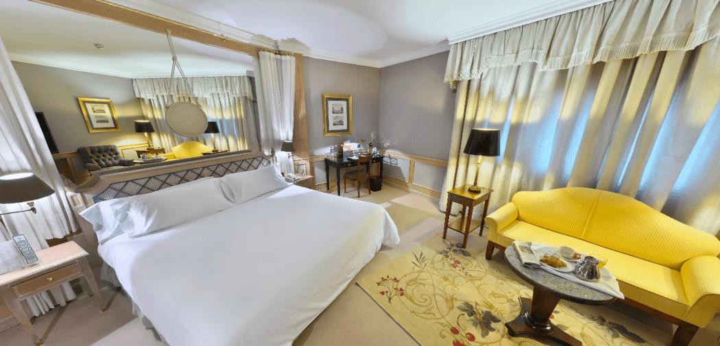 Hotel Palafox Zaragoza.