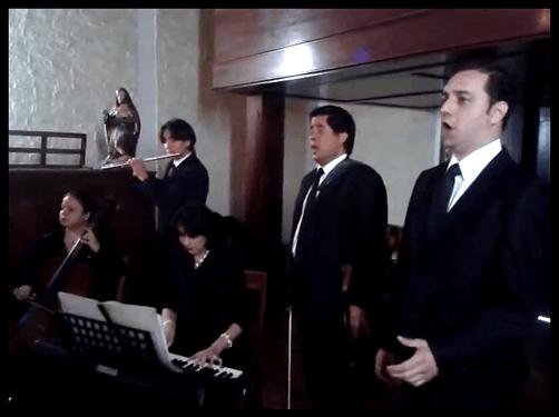 Música para bodas católicas - Camerata UCCORUS  en Bogotá