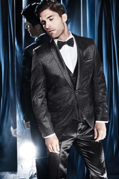 Beispiel: Das perfekte Outfit, Foto: Schanda Männermodewelt.