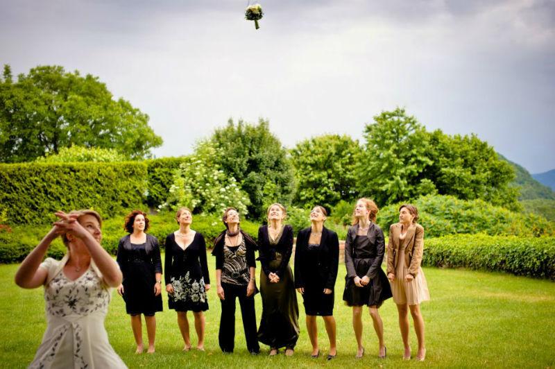 Beispiel: Fotos von der Feier, Foto: Fotomanufaktur Wessel.