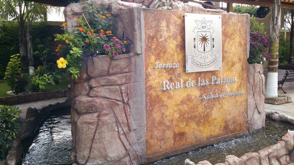Terraza Real de las Palmas